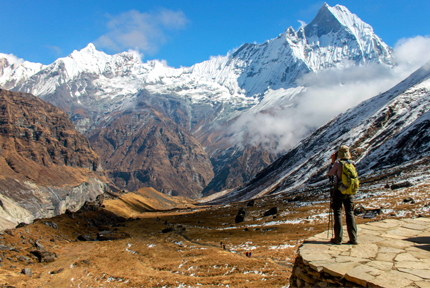 Mount Annapurna IV Expedition