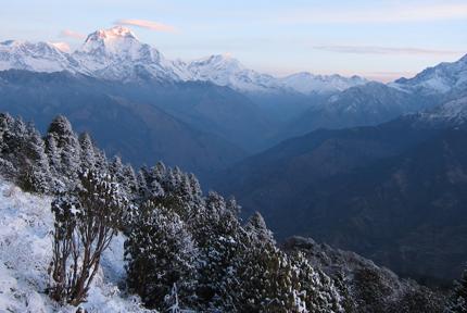Easier Trekking In Nepal