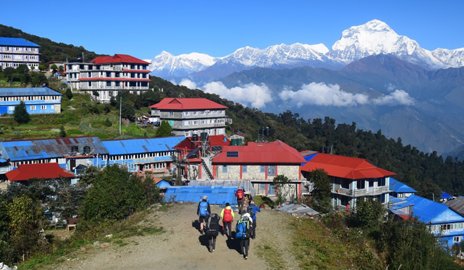 Best Trekking Agency in Nepal Himalayas