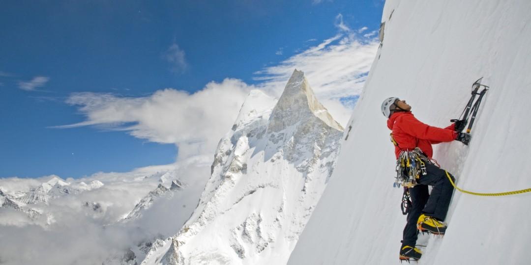Himalaya Climbing