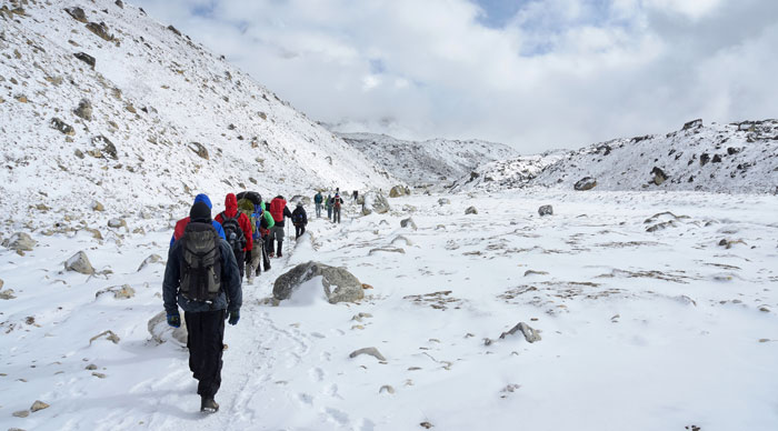Nepal Trekking in June