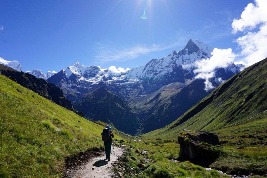 Nepal Trekking in August