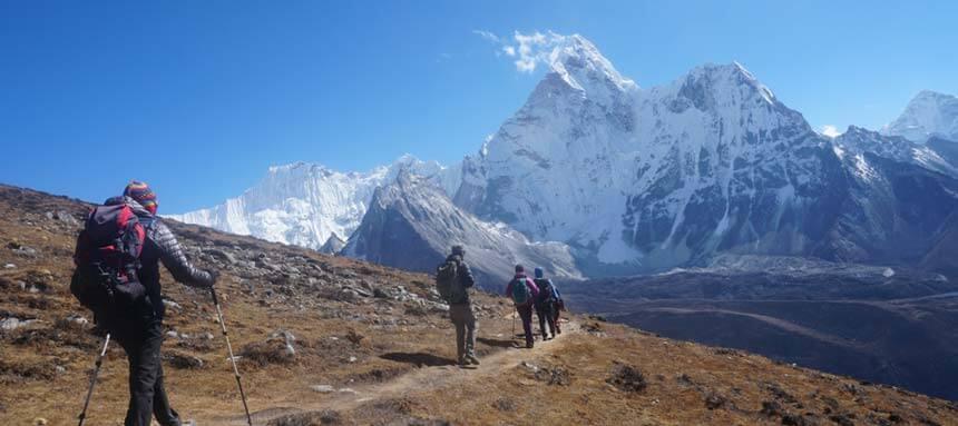 Nepal Trekking in February