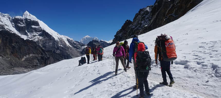 Nepal Trekking in December