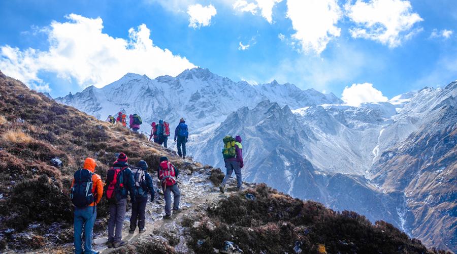 Himalayas Trekking in Nepal