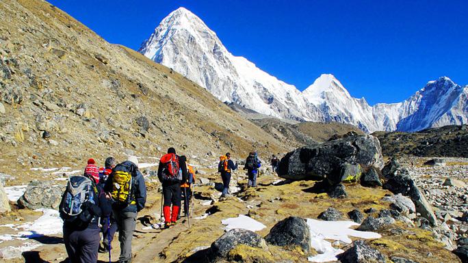 Nepal Trekking in March