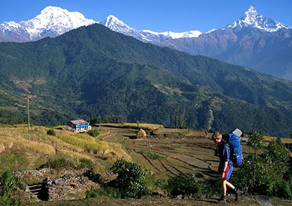 When To Go Trekking in Nepal
