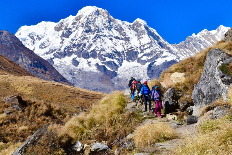 Himalaya Hiking Trekking Tours