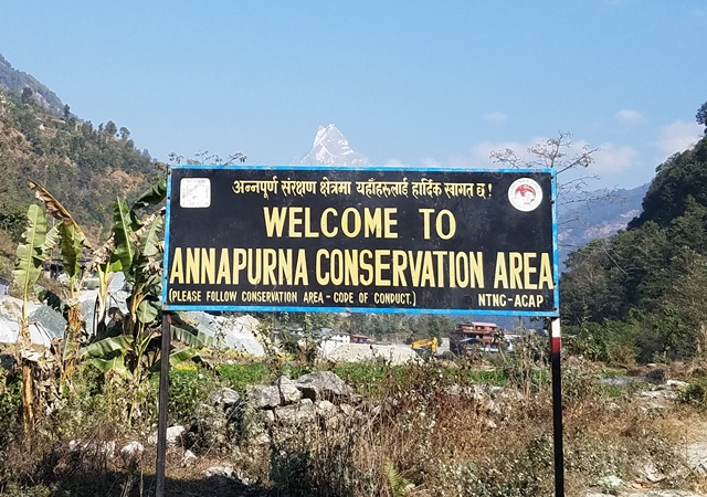 Annapurna Conservation Area Project-ACAP