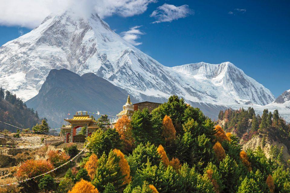 Nepal Trekking in October Month