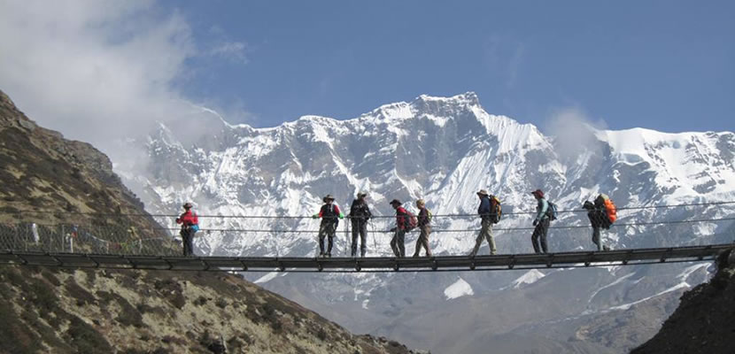 Nepal is heaven for Trekking and Hiking