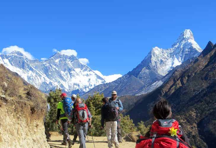 Everest View Easy Family  Trekking 12 days