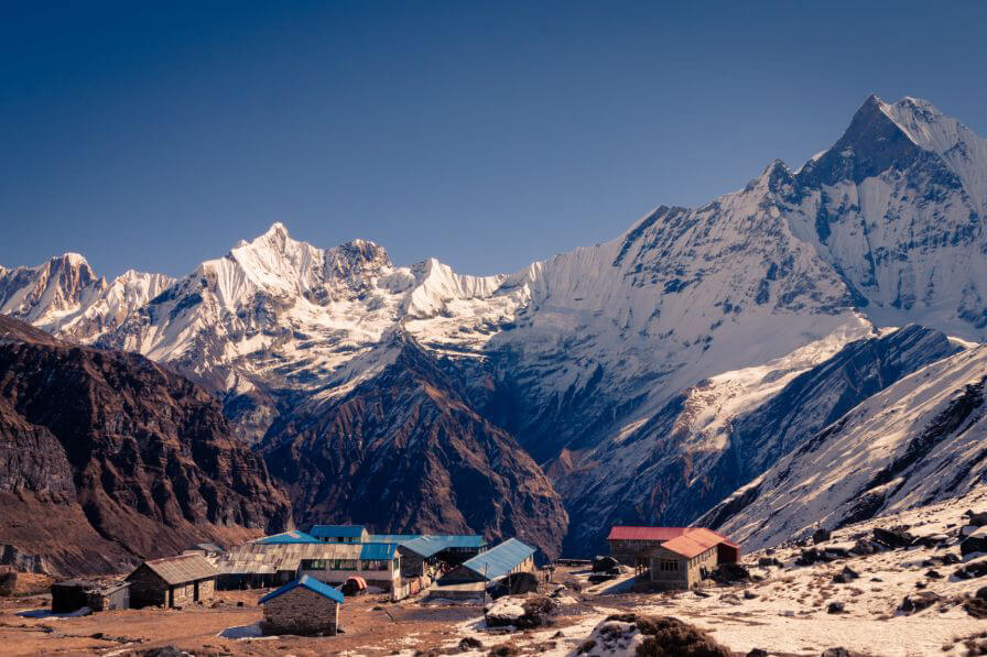 Annapurna Base Camp Hiking 13 Days