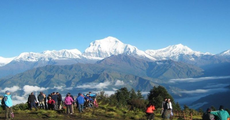 Poonhill Trekking-5 days Hiking & 2 days City Tour
