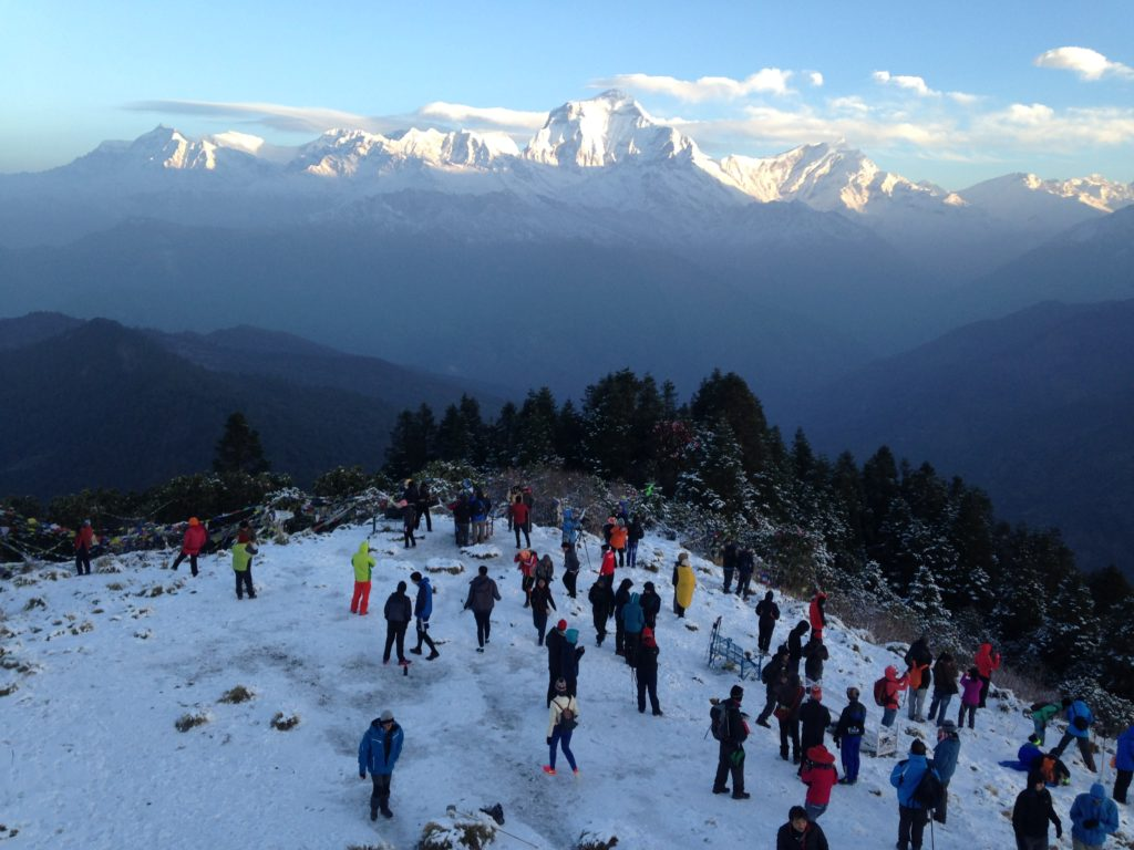 Poonhill Trekking -9 days with 2 days in Pokhara Tour