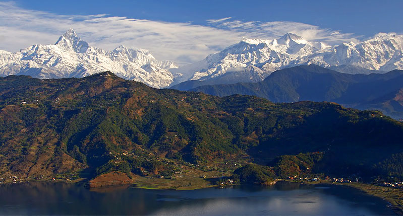 Annapurna Base Camp Trekking 11 Days