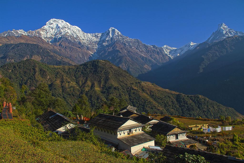 Annapurna Poonhill Easy Trekking 10 days