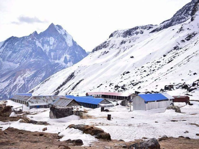 Annapuran Base Camp Trekking 10 Days