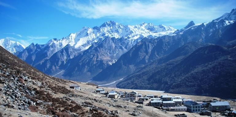 Langtang Himalaya Trekking 8 days