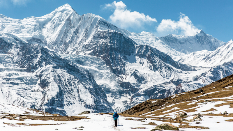 Annapurna Base Camp -13 Days