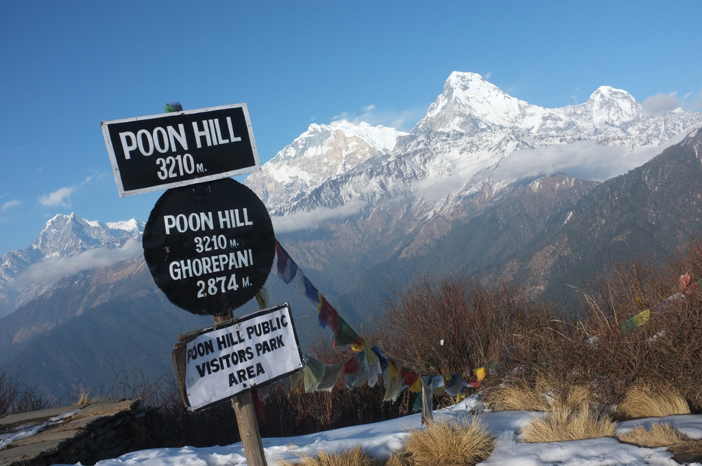 Poon Hill Trek   with Cost Itinerary Details